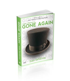 Carey Pressley's Gone Again Cover